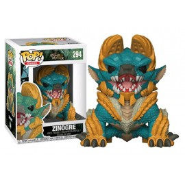 Figurine Monster Hunter - Zinogre Pop 10cm