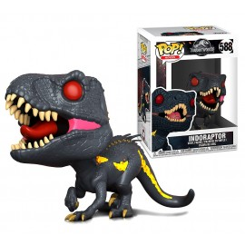 Figurine Jurassic World 2 - Indoraptor Pop 10cm