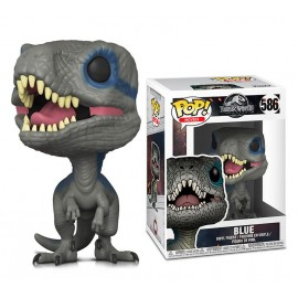 Figurine Jurassic World 2 - Blue (New Pose) Pop 10cm