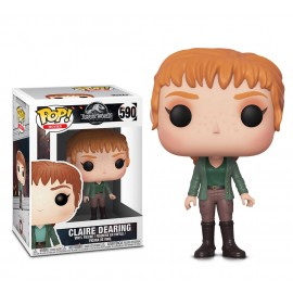 Figurine Jurassic World 2 - Claire Pop 10cm