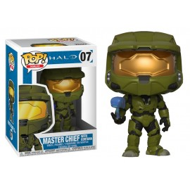 Figurine Halo -Master Chief with Cortana Pop 10cm