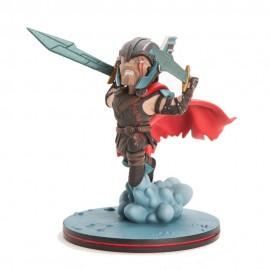 Figurine Marvel - Q-Fig Thor Ragnarok diorama 12cm