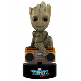 Figurine Les Gardiens de la Galaxie Vol. 2 Body Knocker Bobble Groot 15 cm