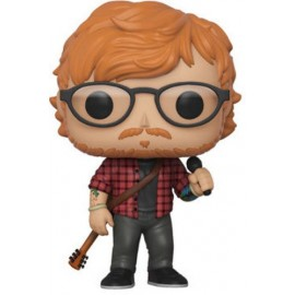 Figurine Rocks - Ed Sheeran Pop - 10 cm