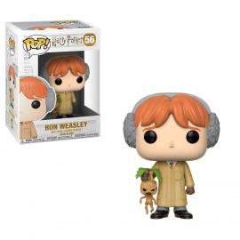 Figurine Harry Potter - Ron Weasley Herbology Pop 10 cm