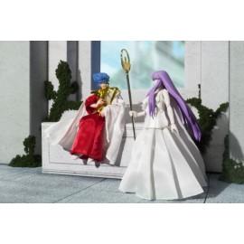 Figurine Saint Seiya - God Athena et Abel Box set