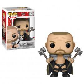 Figurine WWE - Triple H Skull King Pop 10 cm