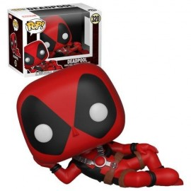 Figurine Marvel - Deadpool Parody - Deadpool Pose Lascive Pop 10cm