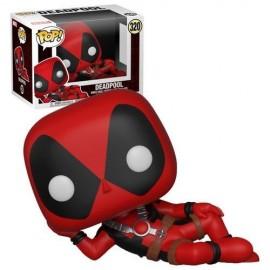 Figurine Marvel - Deadpool Parody - Deadpool Pose Lascive Pop 10cm