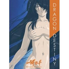 "Poster - Ikki Tousen ""Kanu artwork"" 52x38cm"