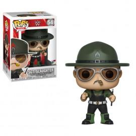 Figurine WWE - Sgt. Slaughter Pop 10 cm