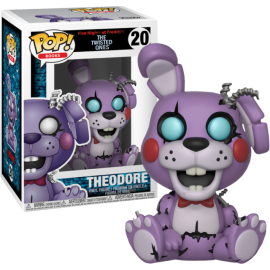 Figurine Five Nights at Freddy's - Theodore Pop 10cm