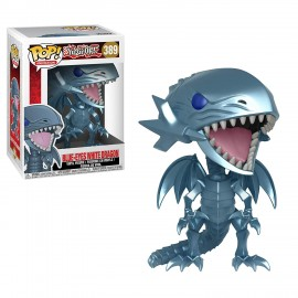 Yu-Gi-Oh ! - Blue eyes white Dragon - Pop 10 cm