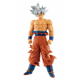 Figurine Dragon Ball Super -Grandista Resolution of Soldier - Goku Instinct - 28 cm