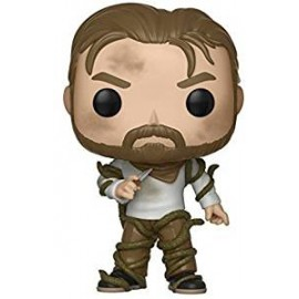 Figurine Stranger Things - Hopper with vines Pop 10 cm