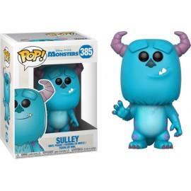 Figurine Disney - Monsters Inc - Sulley Pop 10cm