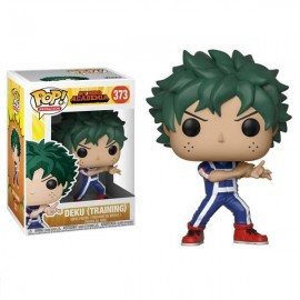 Figurine My Hero Academia - Deku Training Pop 10cm