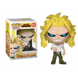 Figurine My Hero Academia - All Might Weakened Pop 10cm