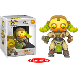 Figurine Overwatch - Orisa Oversized Pop 15cm