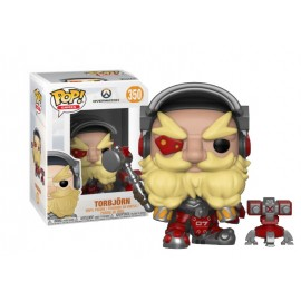 Figurine Overwatch - Torbjorn Pop 10cm