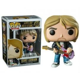 Figurine Rocks - Kurt Cobain Live and Loud Exclusive Pop 10cm