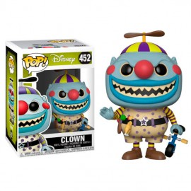 Figurine Nightmare Before Christmas - Clown Pop 10cm
