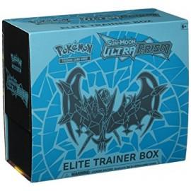 Pokémon Soleil et Lune Ultra-Prisme - Coffret Pokemon Elite Trainer Box (française)