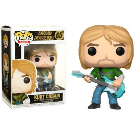Figurine Rocks - Kurt Cobain Teen Spirit Pop 10cm