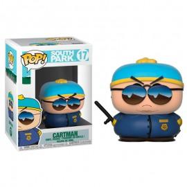 Figurine South Park - Cartman Policeman Pop 10 cm