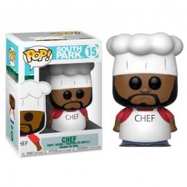 Figurine South Park - Chef Pop 10 cm