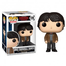 Figurine Stranger Things - Mike Snowball Dance Pop 10 cm