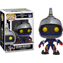 Figurine Kingdom Hearts 3 - Soldier Heartless Pop 10cm