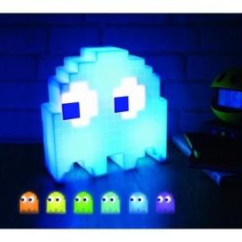 Lampe PAC-MAN - Lampe Fantôme V2 (bleue)