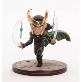 Figurine Thor Ragnarok - Q-Fig Loki 10 cm
