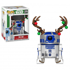 Figurine Star Wars - Holiday R2-D2 with Antlers Pop 10cm