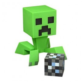 Figurine Minecraft - Creeper en Vinyle 15 cm
