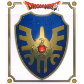 Bouclier Dragon Quest - Gallery Special Erdrick Roto Shield 36cm