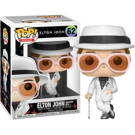 Figurine Rocks - Elton John Greatest Hits Pop 10cm