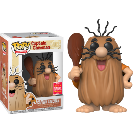 Figurine Hanna Barbera - Caveman (Capitaine Caverne) Summer Convention Exclusive 2018 Pop 10cm