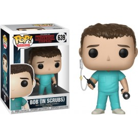 Figurine Stranger Things - Bob in Scrubs Pop 10 cm
