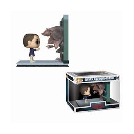 Figurine Stranger Things - Bi-Pack Movie Moments Eleven & Demogorgon Pop 10cm