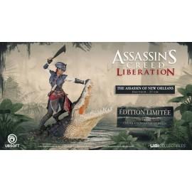 Figurine Assassin's Creed Liberation - Statuette Aveline de Grandpré 27 cm
