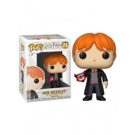 Figurine Harry Potter - Ronwith Howler Pop 10cm
