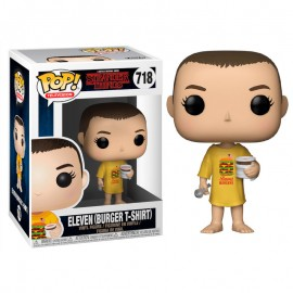 Figurine Stranger Things - Eleven (Burger T-Shirt) Pop 10 cm