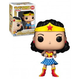 Figurine Dc Comics - Iam Wonder Woman - Wonder Woman Fall Convention Exclusive 2018 Pop 10cm