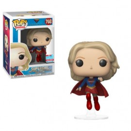 Figurine DC Comics - Supergirl Tv Show - Supergirl Fall Convention Exclusive 2018 Pop 10cm