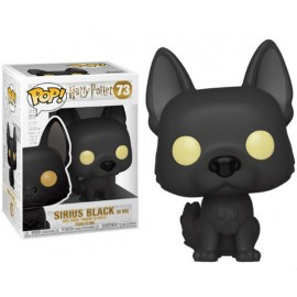 Figurine Harry Potter - Sirius Black as Dog Pop 10cm