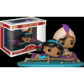 Figurine Disney Aladdin - Movie Moment Magic Carpet Ride Pop 15cm