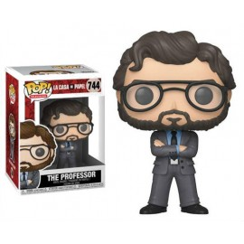 Figurine La Casa de Papel - Professor Pop 10cm