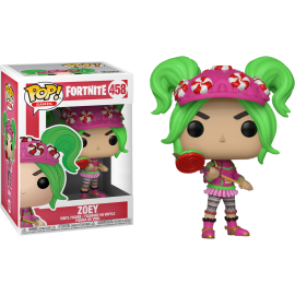 Figurine Fortnite - Zoey Pop 10cm